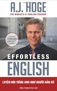 download giáo trình effortless english miễn phí tại sách mới.net