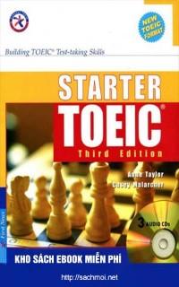 download giáo trình starter toeic miễn phí tại sách mới.net