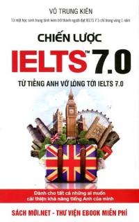 Tải ebook Chiến Lược IELTS 7.0 PDF/PRC/EPUB/MOBI