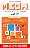 Tải ebook MEGA Luyện đề THPT 2017 Vật lý - Megabook PDF