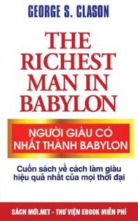 Tải ebook Người Giàu Có Nhất Thành Babylon PDF/PRC/EPUB/MOBi