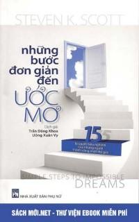 Tải ebook Những bước đơn giản đến ước mơ PDF/PRC/EPUB/MOBi