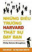 Tải ebook Những điều trường Havard thật sự dạy bạn PDF/PRC/EPUB/MOBI