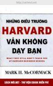 Tải ebook Những Điều Trường Harvard Vẫn Không Dạy Bạn PDF/PRC/EPUB/MOBI