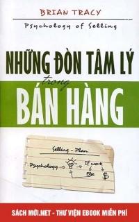 Tải ebook Những đòn tâm lý trong bán hàng PDF/PRC/EPUB/MOBI