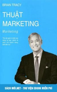 Tải ebook Thuật Marketing Brian Tracy PDF/PRC/EPUB/MOBI miễn phí