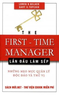 Tải ebook Lần đầu làm sếp PDF/PRC/EPUB/MOBI