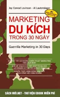 Tải ebook Marketing du kích trong 30 ngày PDF/PRC/EPUB/MOBI
