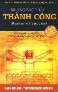 Tải ebook Những Bậc Thầy Thành Công PDF/PRC/EPUB/MOBI