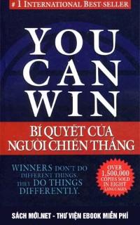 Tải ebook You Can Win - Bí Quyết Của Người Chiến Thắng PDF/PRC/EPUB/MOBI