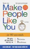 Tải ebook 90 Giây Để Thu Hút Bất Kỳ Ai PDF/PRC/EPUB/MOBI