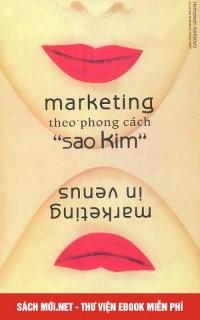 Tải ebook Marketing Theo Phong Cách Sao Kim PDF/PRC/EPUB/MOBI