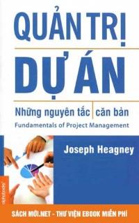 Tải ebook Quản trị dự án – Những nguyên tắc căn bản PDF/PRC/EPUB/MOBI