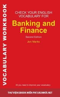 Tải sách Tiếng Anh chuyên ngành Kinh tế – Tài chính – Ngân hàng PDF