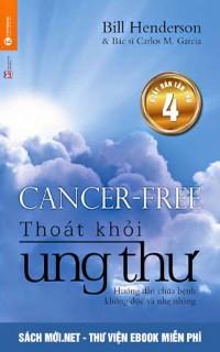 Tải ebook Thoát khỏi Ung thư PDF/PRC/EPUB/MOBI