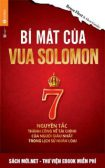 Tải ebook Bí Mật Của Vua Solomon PDF/PRC/EPUB/MOBI