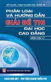 Tải sách Phân Loại Và Hướng Dẫn Giải Đề Thi ĐHCĐ Môn Địa Lí PDF