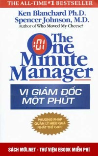 Tải ebook Vị Giám Đốc Một Phút PDF/PRC/EPUB/MOBI