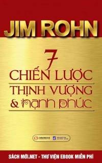 Tải ebook 7 Chiến Lược Thịnh Vượng Và Hạnh Phúc PDF/PRC/ePUB/MOBI