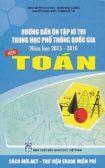 Tải sách Hướng dẫn ôn tập kỳ thi THPT Quốc Gia môn Toán PDF