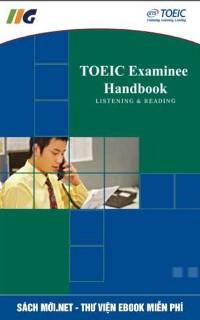 Tải Tài liệu hướng dẫn thi TOEIC từ A đến Z PDF