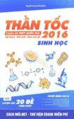 Tải ebook Thần tốc luyện đề Sinh học thi THPT Quốc gia MegaBook PDF