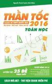 Tải sách Thần Tốc Luyện Đề THPT Quốc Gia - Môn Toán PDF