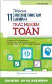 Tải Tiếp cận 11 chuyên đề trọng tâm giải nhanh trắc nghiệm Toán PDF