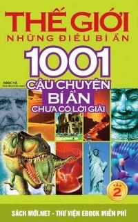 Tải ebook 1001 Bí Ẩn Chưa Có Lời Giải PDF/PRC/EPUB/MOBI/AZW3