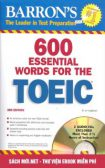 Tải sách 600 essential words for the TOEIC Test PDF