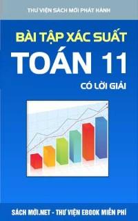 Tải sách Bài Tập Xác Suất Lớp 11 Có Đáp Án PDF