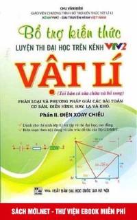 Tải sách Bổ trợ kiến thức luyện thi Đại học trên VTV2 môn Vật lý - Phần 2 PDF