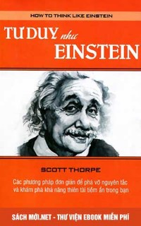Tải ebook Tư Duy Như Einstein PDF/PRC/EPUB/MOBI