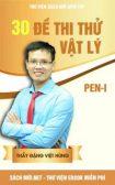 Tải sách 30 Đề Thi Thử Vật Lý Thầy Đặng Việt Hùng PDF