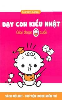 Download sách Dạy Con Kiểu Nhật PDF/PRC/EPUB/MOBI