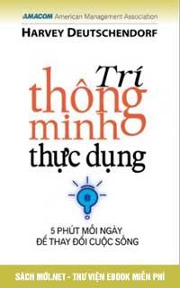 Tải ebook Trí Thông Minh Thực Dụng PDF/PRC/EPUB/MOBI