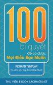 Tải ebook 100 Bí Quyết Để Có Được Mọi Điều Bạn Muốn PDF/PRC/EPUB/MOBI/AZW3
