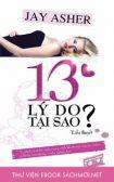 Download sách 13 Lý Do Tại Sao PDF/PRC/EPUB/MOBI/AZW3