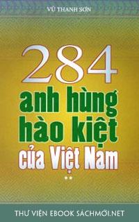 Tải ebook 284 Anh Hùng Hào Kiệt Của Việt Nam PDF/PRC/EPUB/MOBI/AZW3