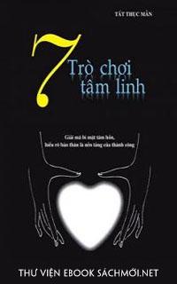 Download sách 7 Trò Chơi Tâm Linh PDF/PRC/EPUB/MOBI/AZW3
