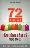Download ebook 72 Thuật Tấn Công Tâm Lý Trong Bán Lẻ PDF/PRC/EPUB/MOBI/AZW3