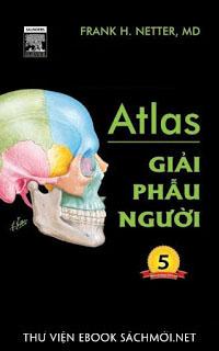 Download sách Atlas Giải Phẫu Người PDF