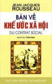Download sách Bàn Về Khế Ước Xã Hội PDF/PRC/EPUB/MOBI/AZW3