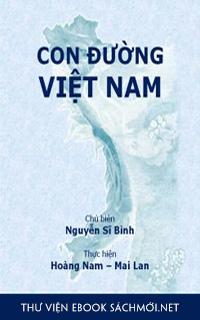 Download sách Con Đường Việt Nam PDF/PRC/EPUB/MOBI/AZW3