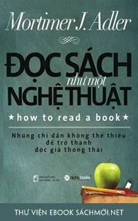 Tải ebook Đọc Sách Như Một Nghệ Thuật PDF/PRC/EPUB/MOBI/AZW3
