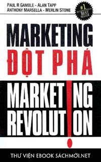 Download sách Marketing Đột Phá PDF/PRC/EPUB/MOBI/AZW3