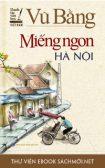 Download sách Miếng Ngon Hà Nội PDF/PRC/EPUB/MOBI/AZW3