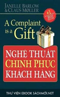 Download sách Nghệ Thuật Chinh Phục Khách Hàng PDF/PRC/EPUB/MOBI/AZW3