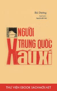 Download sách Người Trung Quốc Xấu Xí PDF/PRC/EPUB/MOBI/AZW3