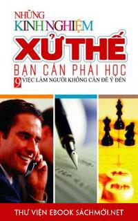 Tải ebook Những Kinh Nghiệm Xử Thế Bạn Cần Phải Học PDF/PRC/EPUB/MOBI/AZW3